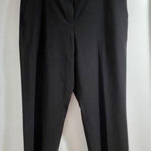 DKNY black dress pants